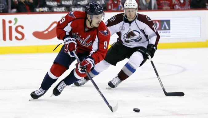 Cамая странная шайба недели в НХЛ: как Орлов перехитрил всех (ВИДЕО)