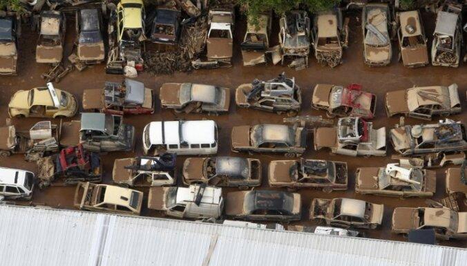 Наводнение в Бразилии погубило 30 человек