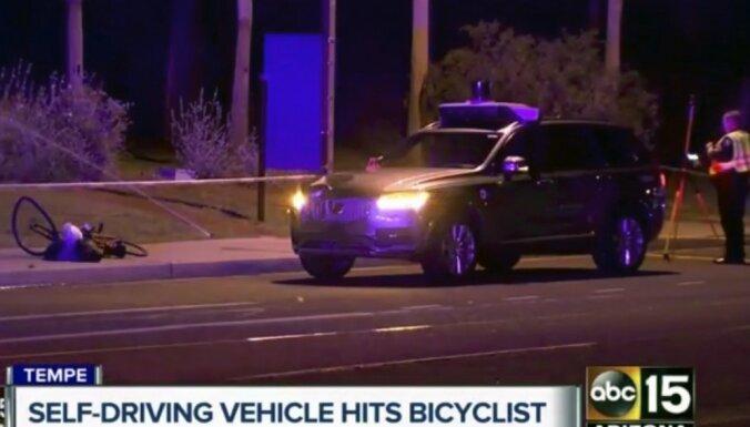 """Uber """"решил вопрос"""" с родней женщины, насмерть сбитой беспилотником в Аризоне"""