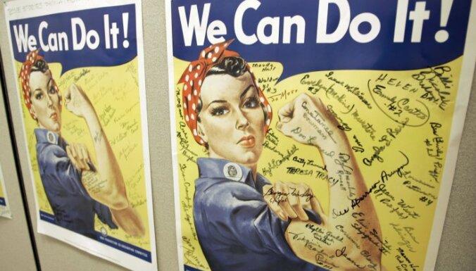 В Риге пройдет шествие солидарности женщин