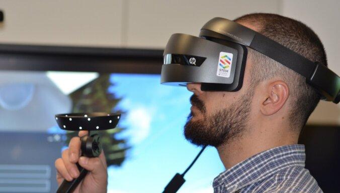 Tehnoloģija ar potenciālu: Latvijas zinātnieki pēta redzei draudzīgāku 3D briļļu alternatīvu