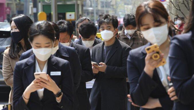 В Южной Корее более 90 человек повторно заболели коронавиусом