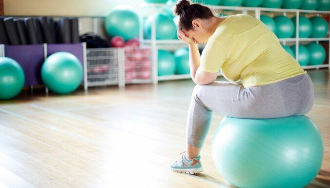 Svara zuduma vietā pieaugums – kāpēc regulāri treniņi liek kilogramiem vairoties