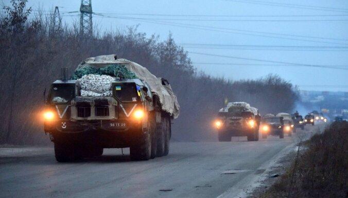 ASV un Eiropas valstis apsūdz Krieviju Ukrainas konflikta risinājumu bloķēšanā