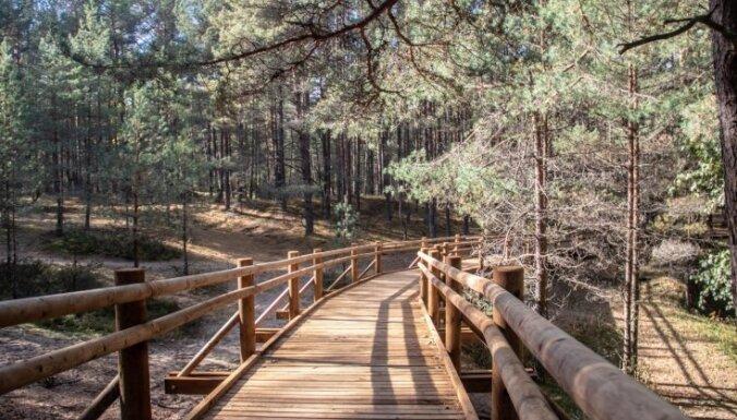 10 koka laipas Latvijā fantastiskām pastaigām