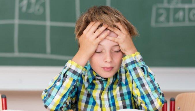 Mūžīgais nemiera gars – hiperaktīvs vai UDHS 'upuris'?