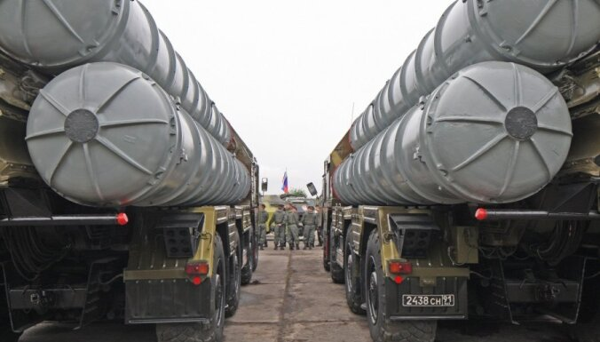 Россия может поставить С-300 в Иран к концу 2015 года
