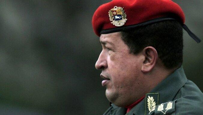 Чавес готов разорвать дипломатические отношения с США