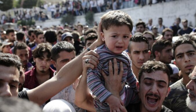 Turcija sīriešiem pieprasīs vīzas