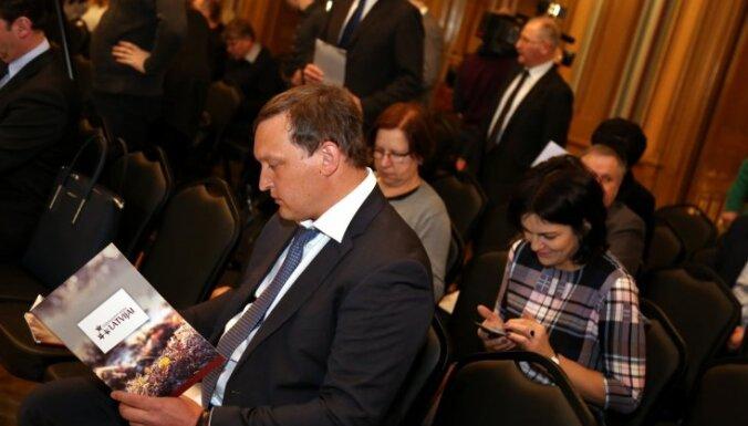 Strode, Sokolovs, Kraps – 'Gods kalpot mūsu Latvijai' kongresā izvirza mēru amata kandidātus