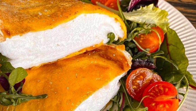 Gaisīgā 'Poulard' omlete franču gaumē