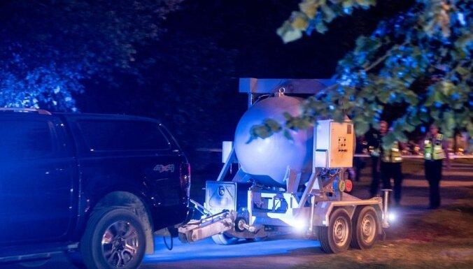ФОТО. ПБ Эстонии провела операцию: найдены предметы, имеющие отношение к взрывчатым веществам