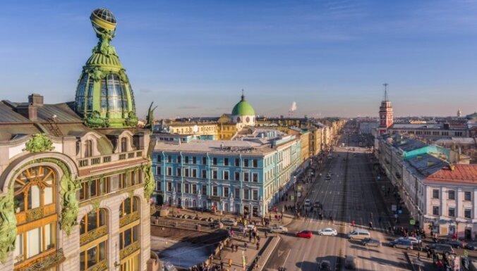 Власти Петербурга закроют крыши для прогулок туристов