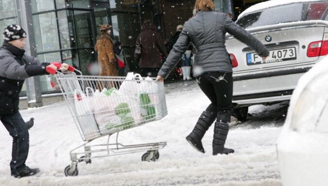 Годовая инфляция в феврале— 4%