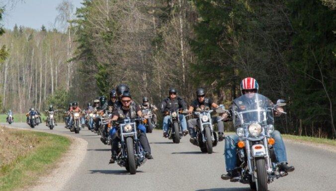 'Harley-Davidson' 110 – jubilejas tūre piestāj Latvijā