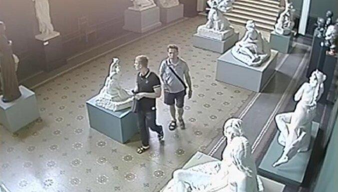 Из музея в Дании украли скульптуру Родена
