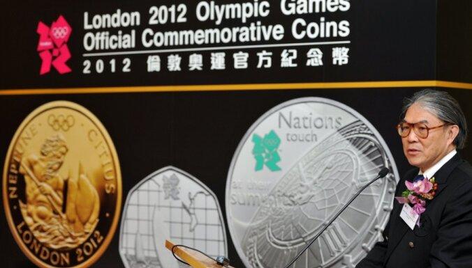 Британцы чеканят золотые монеты весом 1 кг