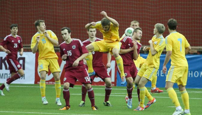 Latvija izlase U-21, futbols