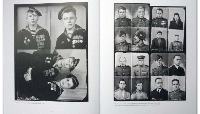 Izdota Pētera Korsaka grāmata 'Latviešu fotogrāfi – kara liecinieki'