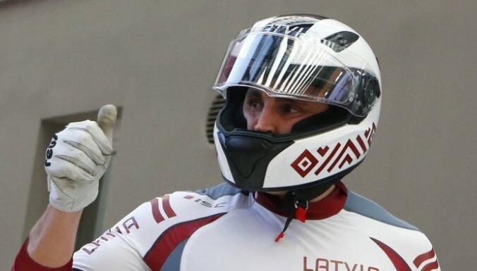 IBSF oficiāli par Soču olimpiskajiem čempioniem atzīst Melbārža četrinieku
