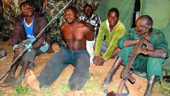 Mozambikas separātistus integrēs valsts drošības spēkos