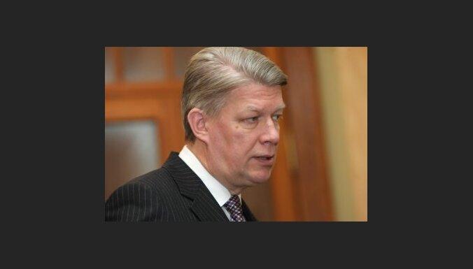 Zatlers: ārzemju tūristu drošība Rīgā nav uzlabojusies