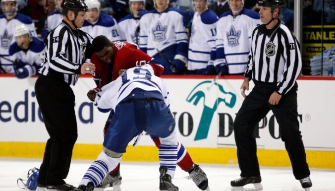 Бывший тафгай НХЛ перевоплотился в фигуриста