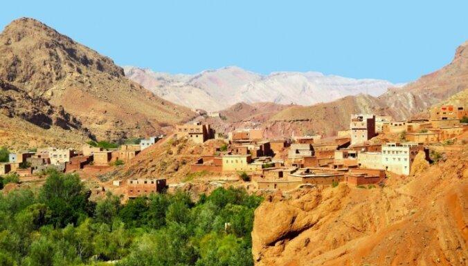 Sešas lietas, kas jāzina pirms došanās uz Maroku