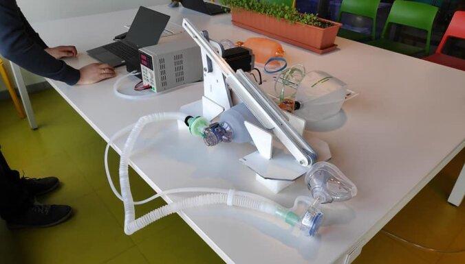 РТУ разрабатывает прототип автоматизированного аппарата ИВЛ для борьбы с Covid-19