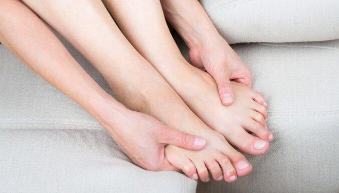 Sāp kājas? 12 iespējamie iemesli