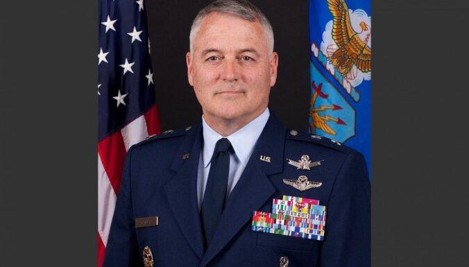 Par kodolraķetēm atbildīgs ASV ģenerālis atlaists par piedzeršanos Krievijā