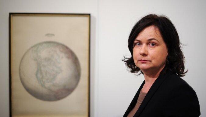 Purvīša balvas eksperte Elita Ansone: noteikti atbalstu 'nemiernieku' nepieciešamību mākslā