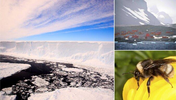 Trīs svarīgākie klimata pārmaiņu izraisītie notikumi pagājušajā nedēļā