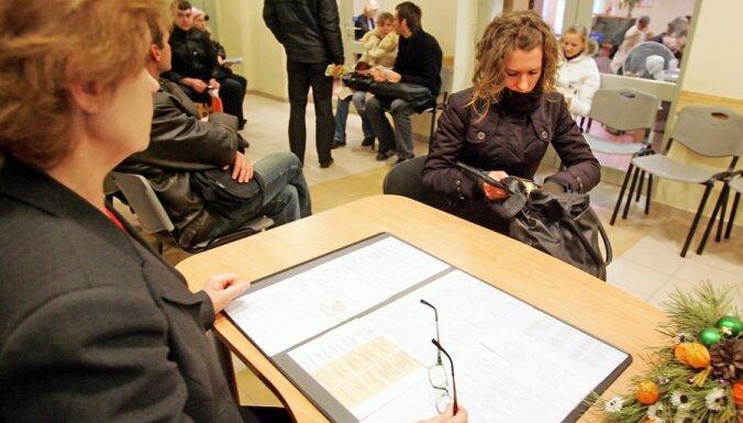 Безработица в Латвии в июне осталась на уровне 8,6%