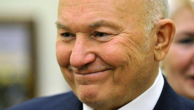 Экс-мэр Москвы Юрий Лужков написал пьесу в стихах о демократии