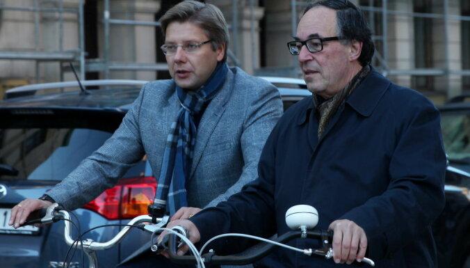 Посол Нидерландов: Рига правильно делает, развивая велокультуру
