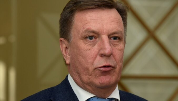 Кучинскис против открытия рынка труда: МВФ неверно оценил ситуацию в Латвии
