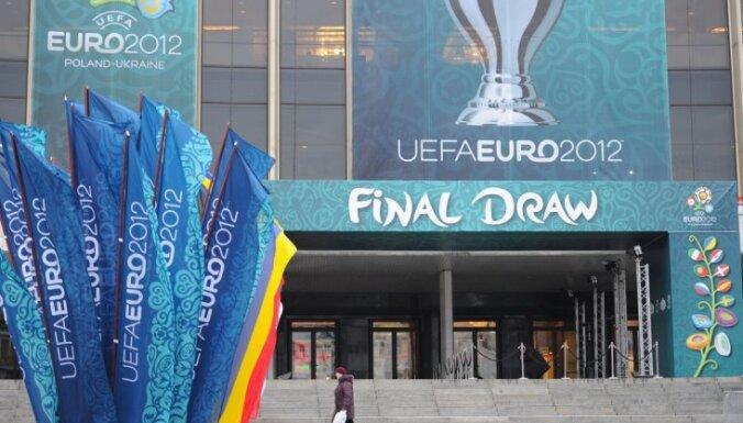 Евро-2012: Россия сыграет с Грецией, Чехией и Польшей