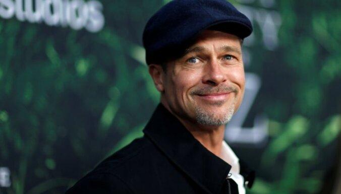 Брэд Питт бросил пить и курить марихуану после разрыва с Джоли