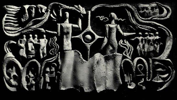 Mūžībā aizsaukta keramiķe Kornēlija Ozoliņa