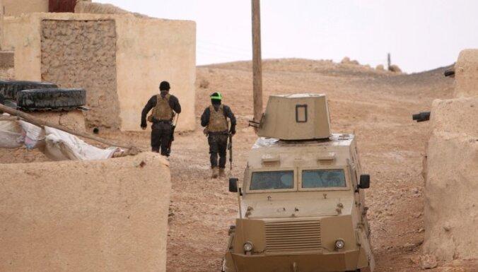 Menbižas operācijā Sīrijā nogalināti jau 400 'Daesh' kaujinieki