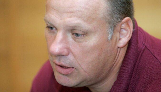 Par jauno Latvijas Olimpiešu kluba prezidentu ievēlēts Raimonds Bergmanis