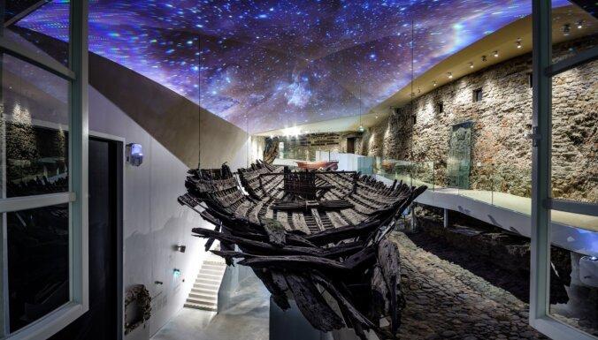 Arī 700 gadus sens kuģa vraks: ko pēc renovācijas piedāvā Igaunijas Jūras muzejs