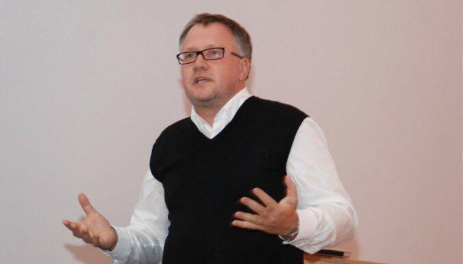 Latvija nevar atļauties 'OIK–2', pārliecināts Ašeradens