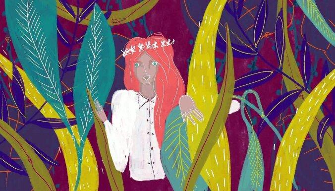 'Saucēju' un sicīliešu etnomūziķu radītai dziesmai izveido animācijas filmu