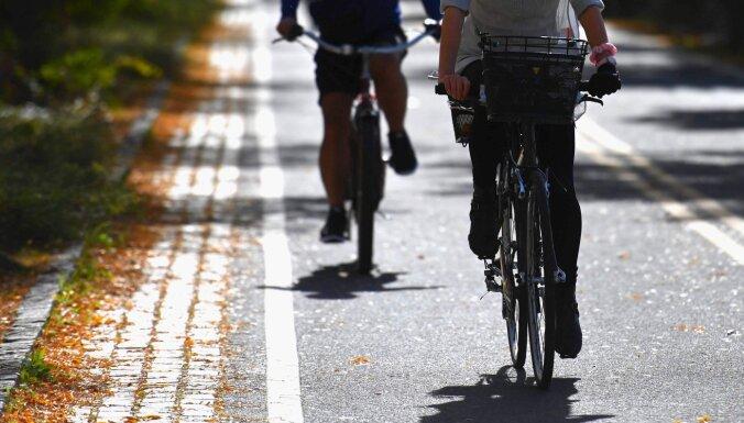 В ДТП пострадали 10 человек, в том числе четыре велосипедиста