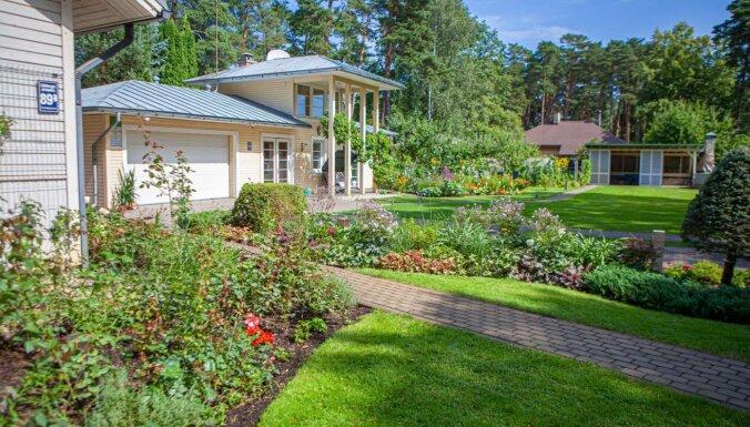ФОТО. Самые красивые дома и сады этого лета в Юрмале