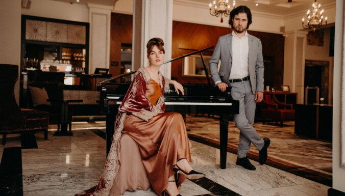 Grand Hotel Kempinski Riga приглашает на серию концертов Андрея Осокина и Катрины Гупало