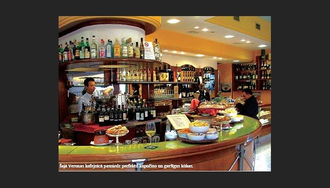 Kafejnīca Veronā