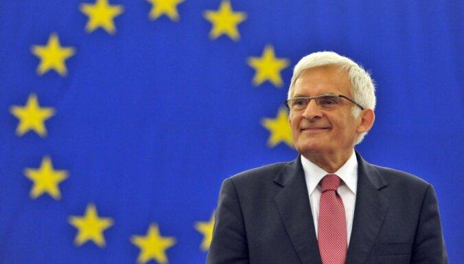 Ежи Бузек попрощался с Европарламентом